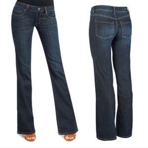 EUC CAbi Zoe Flare Style 749R Jeans Sz 4